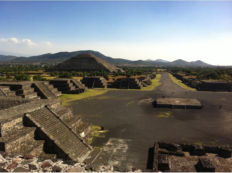 teotihuacan sueño lucido