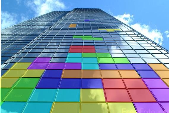 efecto tetris